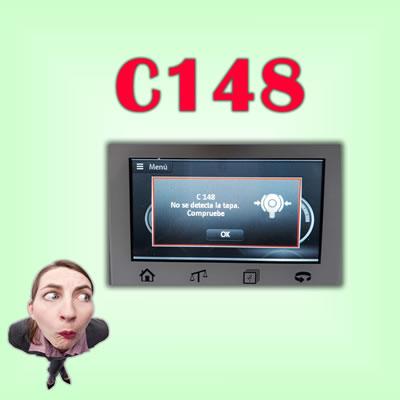 Error c148 thermomix TM5