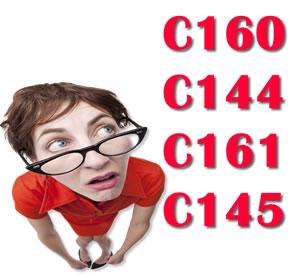 Reparar error C160, C144, C161 y C145 Thermomix TM 5